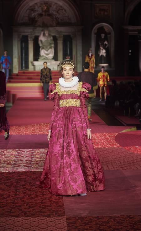 Dolce & Gabbana Foto: Onphrame / Divulgação
