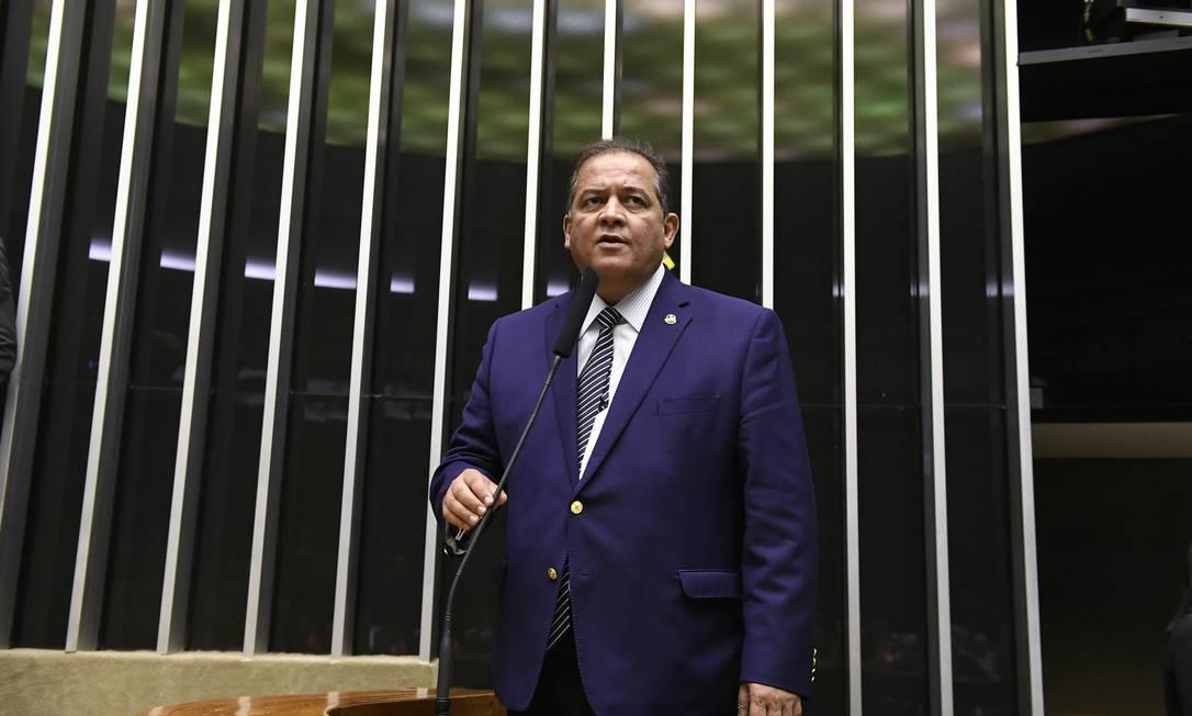 Para o líder do governo no Congresso, senador Eduardo Gomes (MDB-TO), derrubada do veto sobre desoneração pode ser negociada Foto: Um9xdWUgZGUgU+EvQWfqbmNpYSBTZW5hZG8=