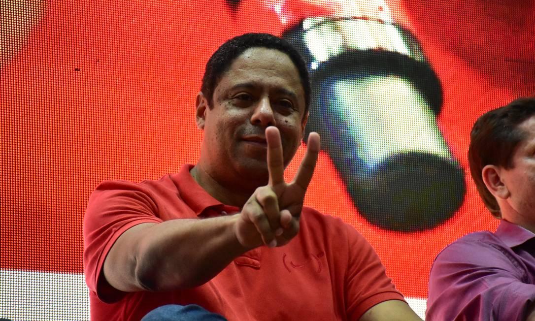 O deputado federal Orlando Silva, candidato do PCdoB à Prefeitura de São Paulo Foto: Roberto Casimiro / Agência O Globo