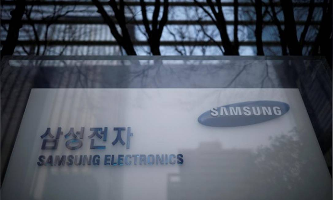 Samsung não forneceu detalhes do acordo com a Verizon Foto: Reuters