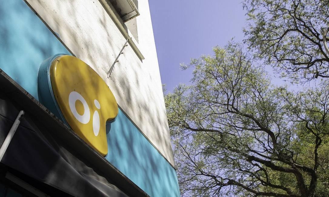 Oi: pontapé inicial para venda de ativos. Foto: Fotoarena / Agência O Globo