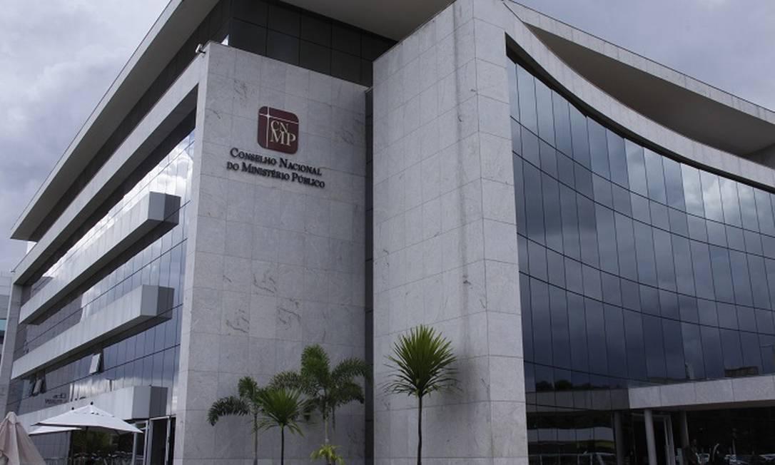 Conselho Nacional do Ministério Público Foto: Divulgação/CNMP
