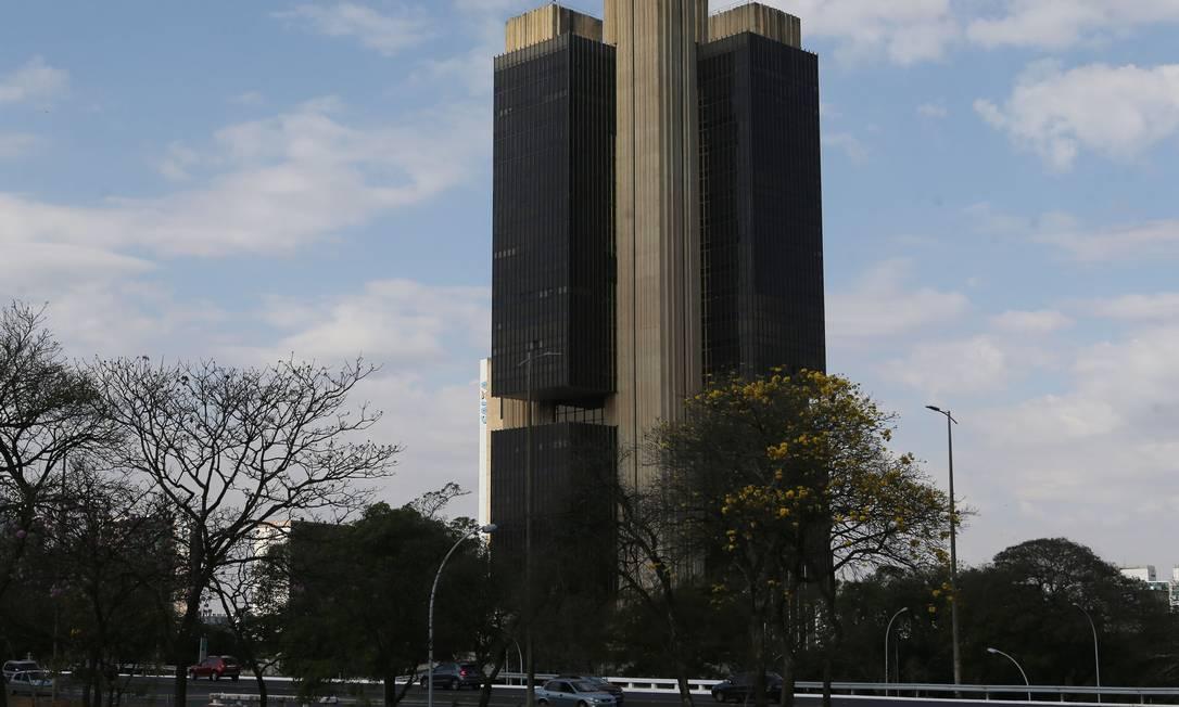 A sustentabilidade agora está prevista na agenda de modernização do sistema financeiro do Banco Central Foto: Jorge William / Agência O Globo