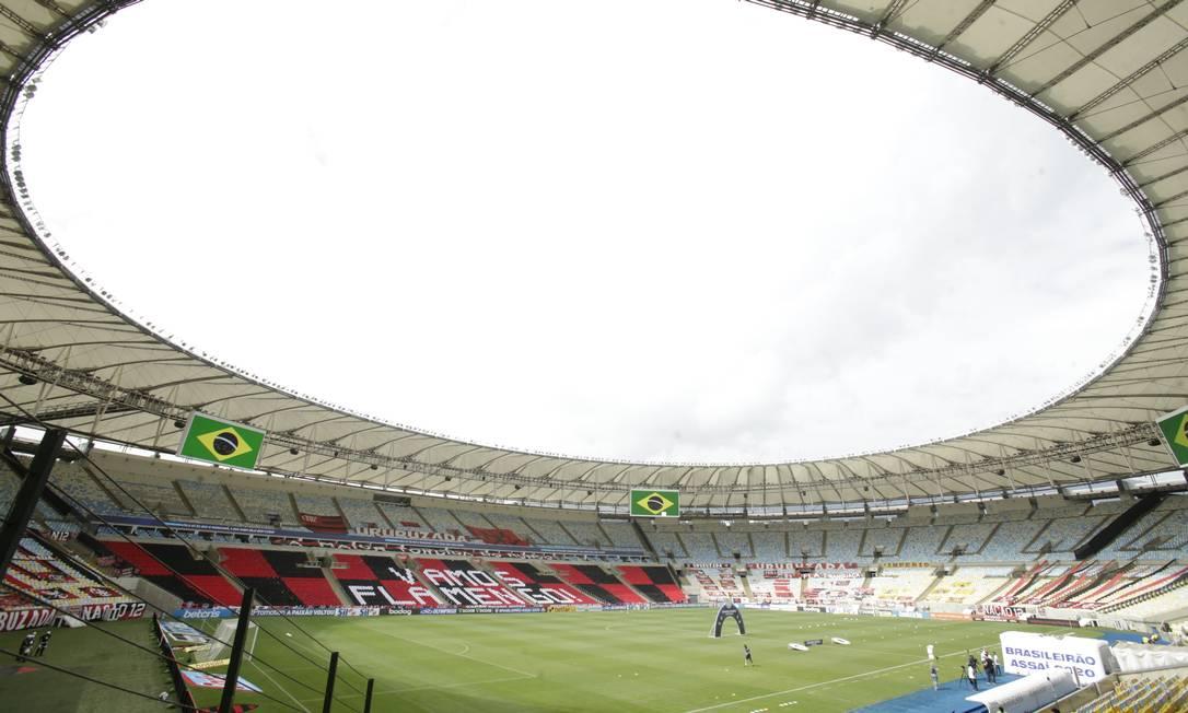 Estádio do Maracanã Foto: Antonio Scorza
