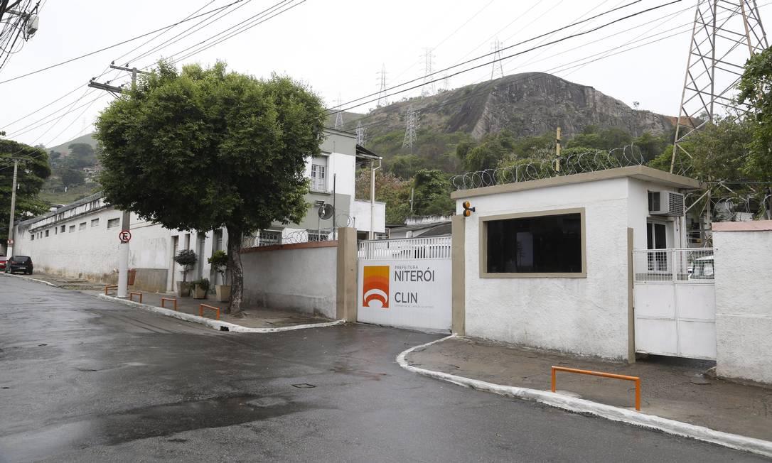 Sede da Clin, em São Lourenço Foto: Fábio Guimarães/ 22-11-2017 / Agência O Globo