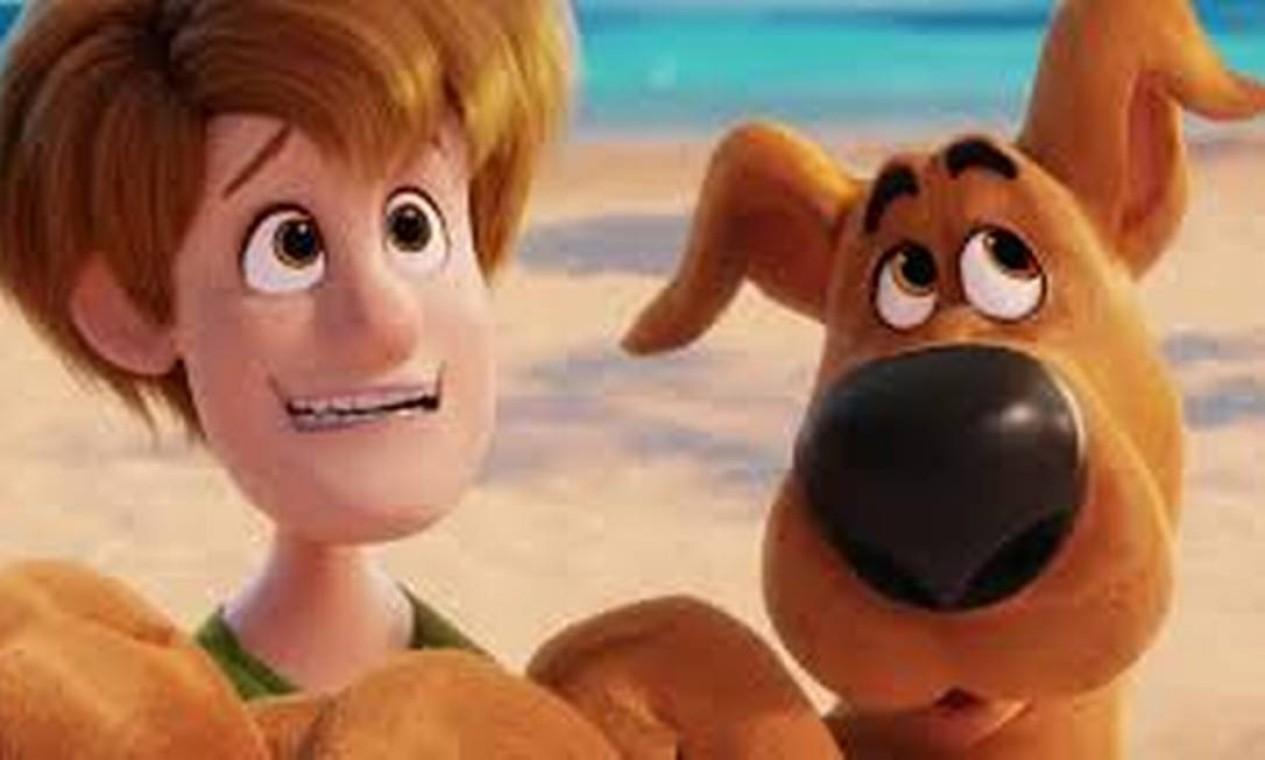 Cenas de 'Scooby! — O filme' Foto: Divulgação