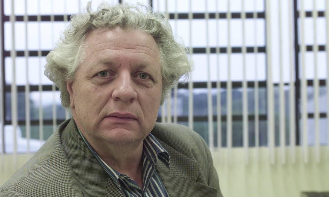 O professor e astrônomo João Steiner Foto: Ricardo Bakker / Diário de São Paulo