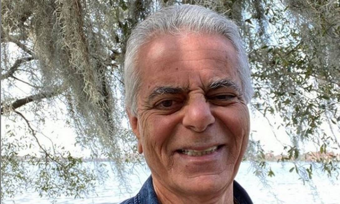 O ex-delegado Mario Jamil Chadud foi preso por suspeita de fazer parte de esquema de desvios no governo do Rio Foto: Reprodução/Instagram
