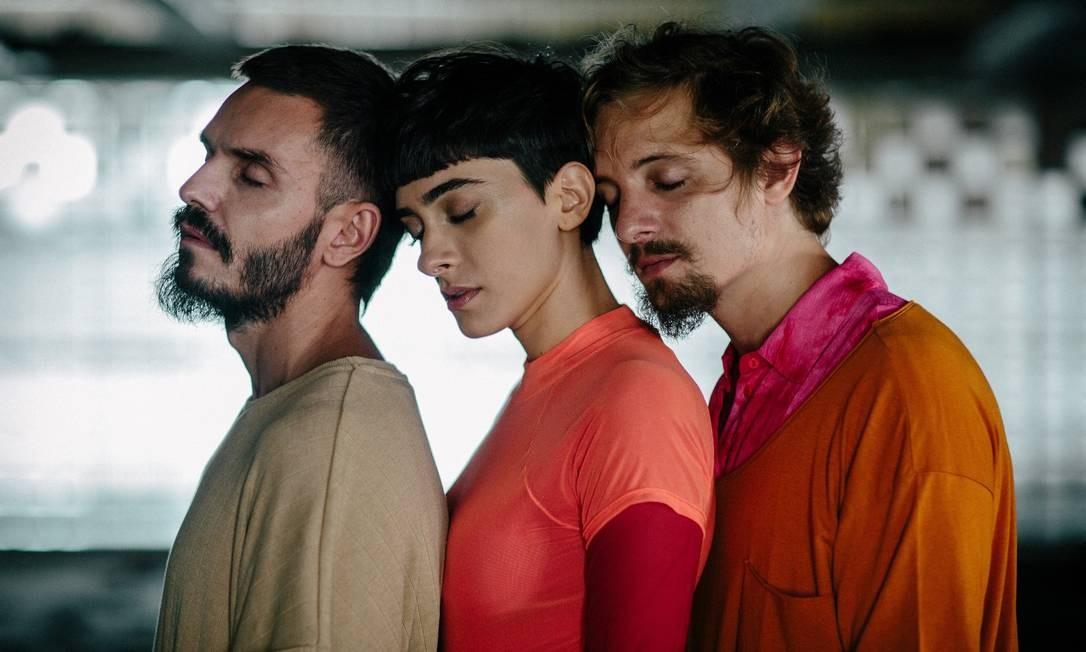 O trio Pietá é a primeira atração do festival Faro Foto: Elisa Mendes / Divulgação