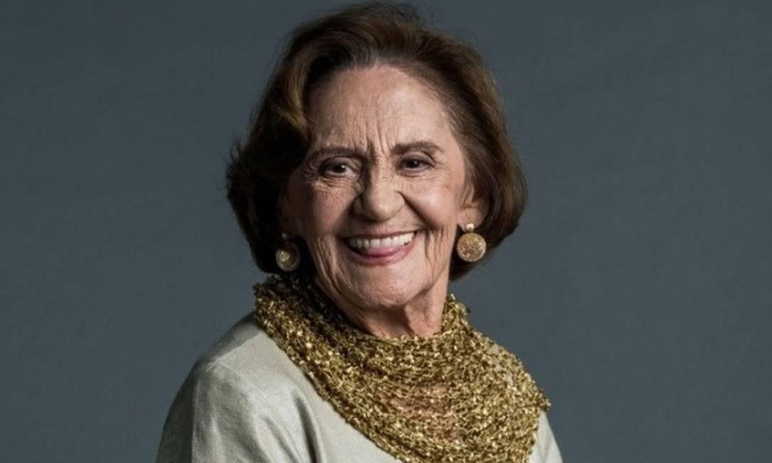 Laura Cardoso: uma das atrizes que mais fez novelas relembra os 70 anos da televisão brasileira Foto: Divulgação/ TV Globo / Raquel Cunha