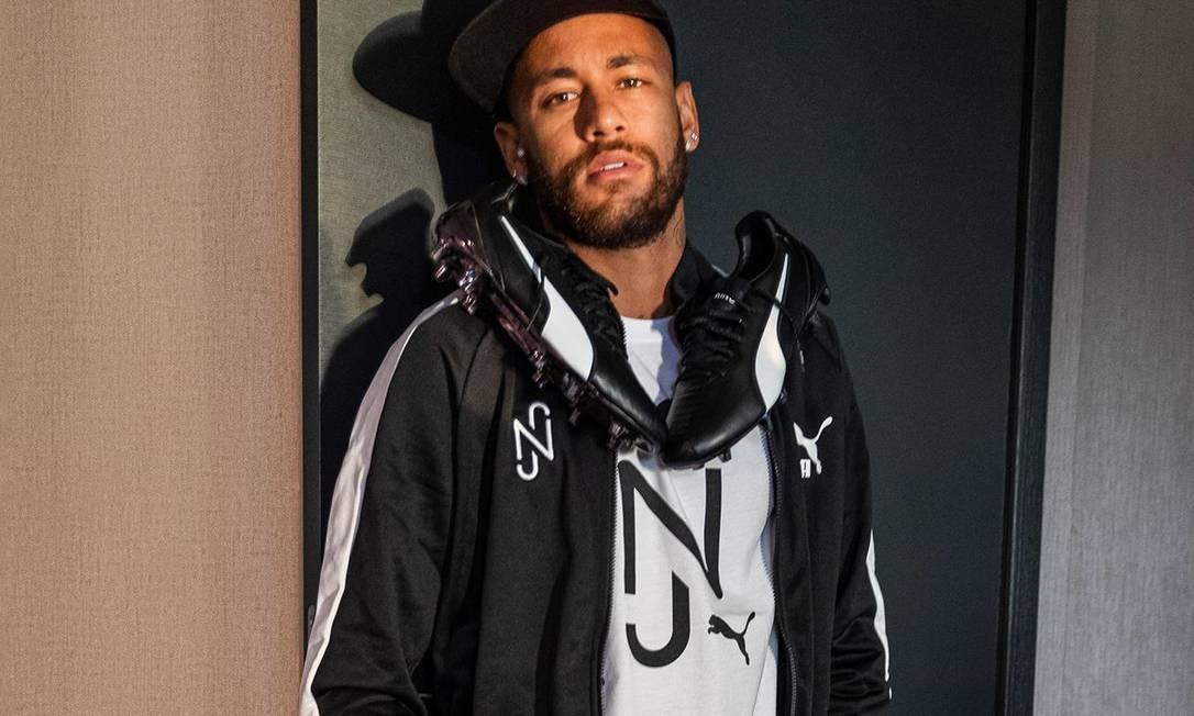 """""""O rei está de volta"""": Puma assina parceria de longo prazo com Neymar Jr. Foto: Divulgação"""
