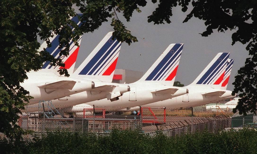 Air France-KLM precisam cortar custos para sobreviver a crise, diz ministro holandês Foto: AFP?Jack Guez/04-06-2020