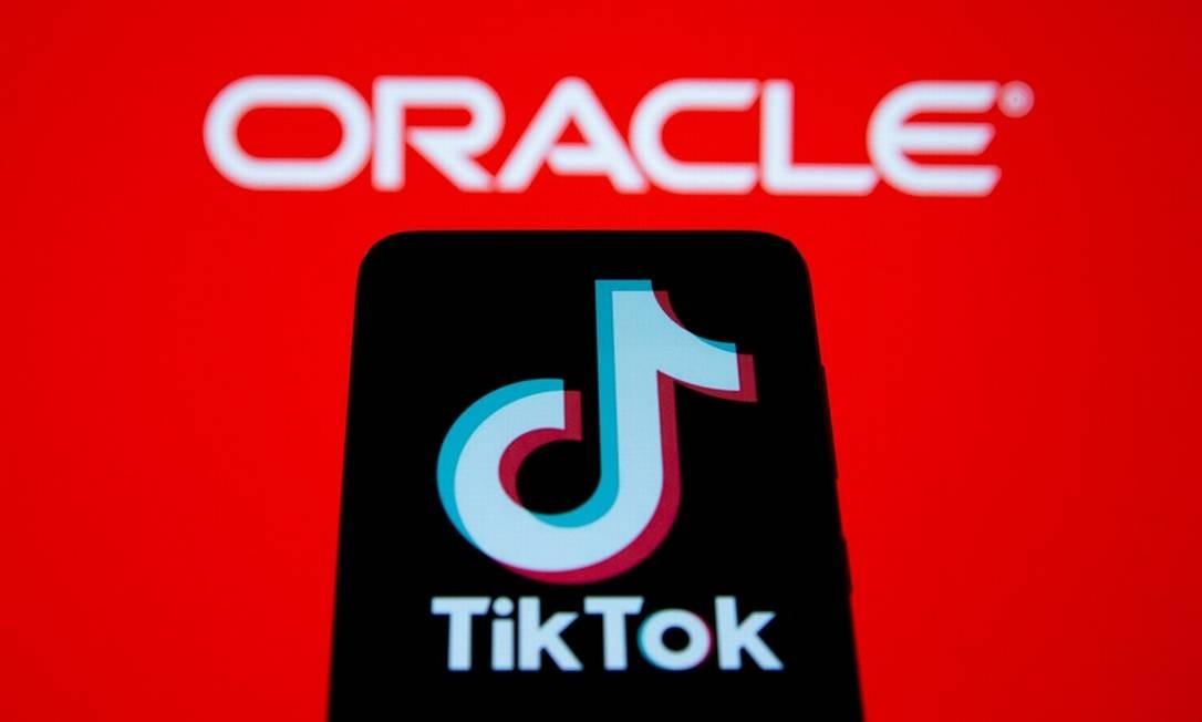 Oracle e TikTok: parceria afinada com Washington. Foto: DADO RUVIC / REUTERS