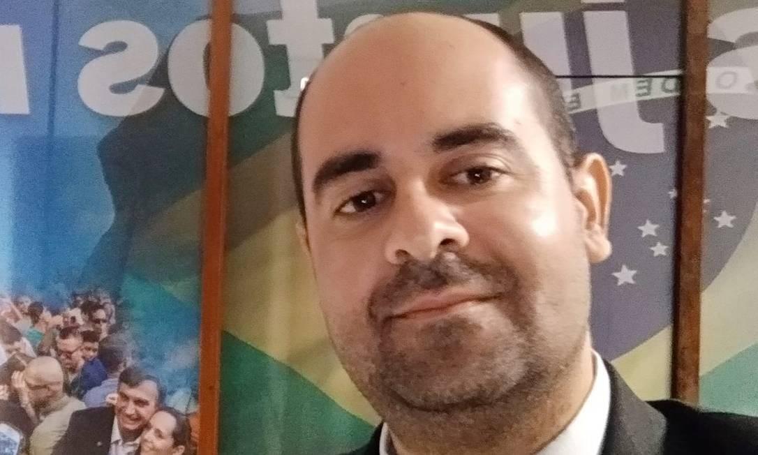 Clebim Festeiro, vereador de Pereira Barretos (SP) que tenta a reeleição Foto: Reprodução