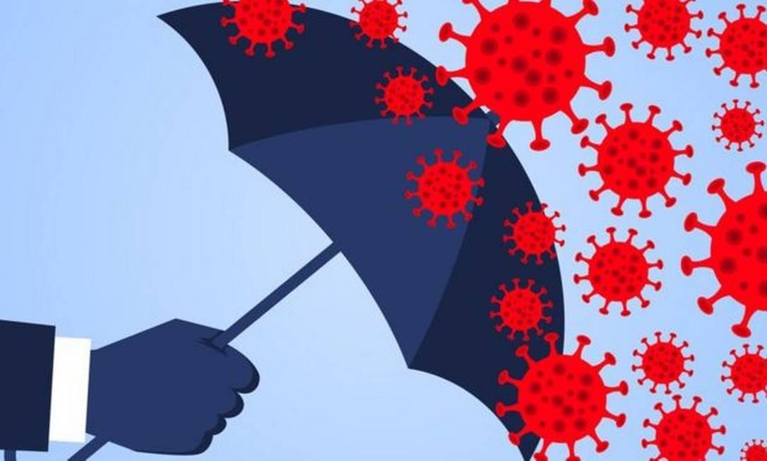 Frio e clima seco favorecem a infecção por vários vírus — e com o Sars-CoV-2, talvez não seja diferente Foto: Getty Images