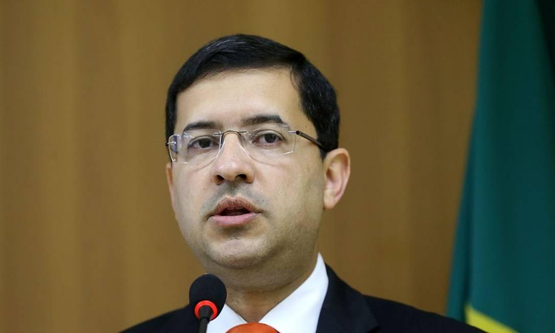 Advogado-Geral da União, José Levi Foto: Wilson Dias / Agência Brasil