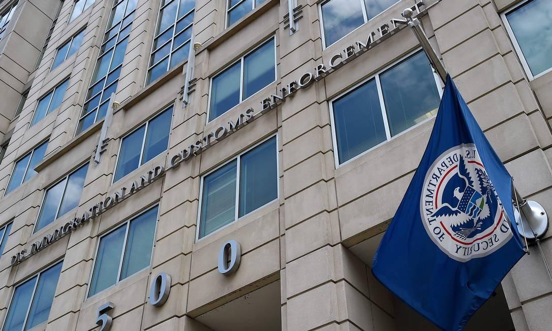 O Departamento de Segurança Interna dos Estados Unidos Foto: Olivier Douliery / AFP