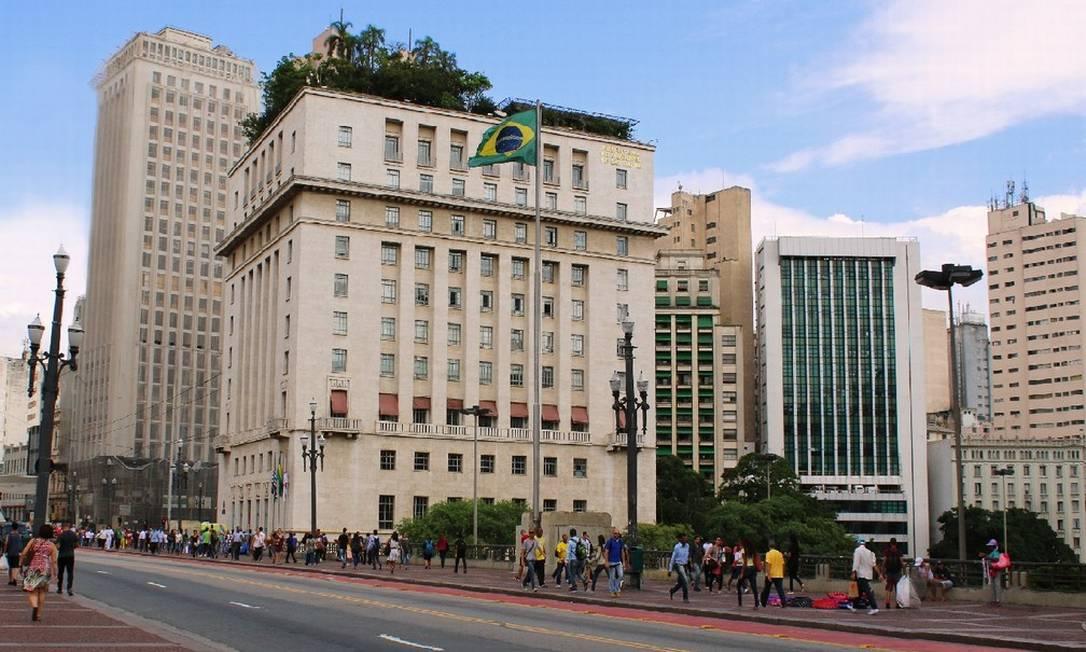 Sede da Prefeitura de São Paulo Foto: divulgação