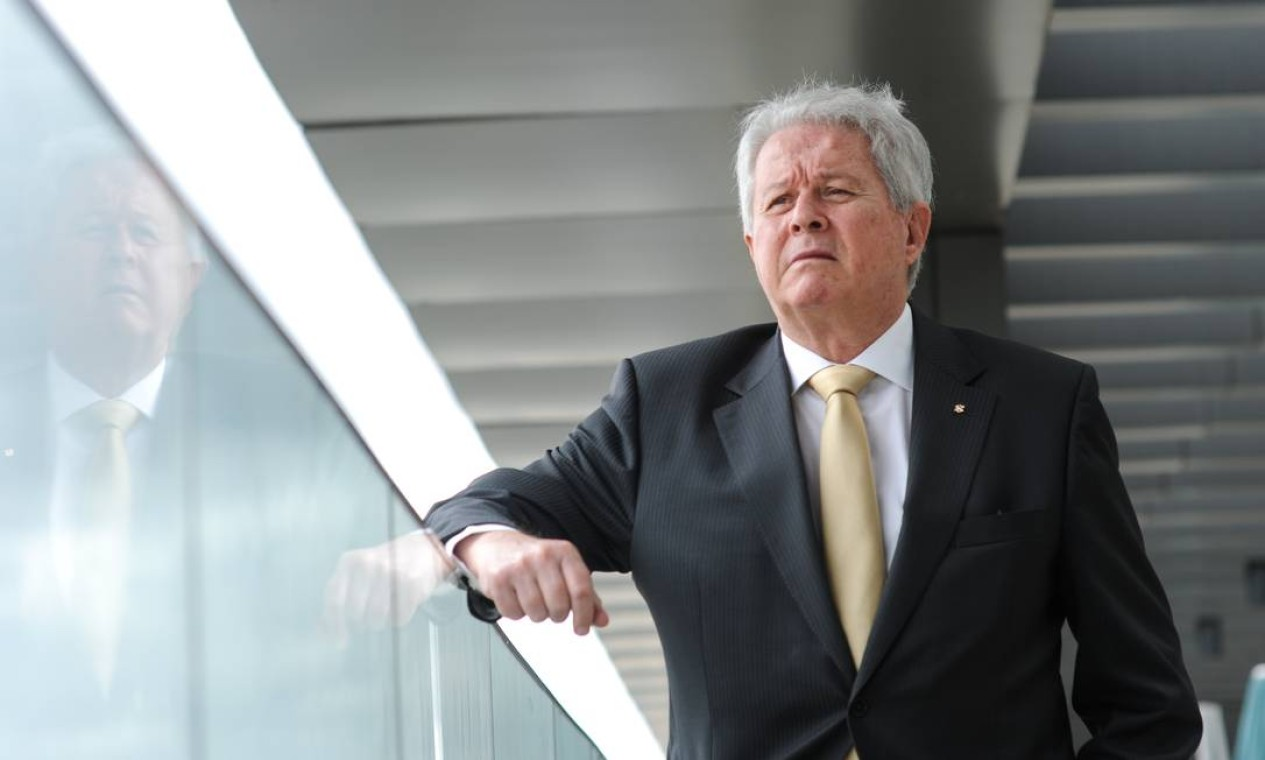 Rubem Novaes pediu demissão da presidência do Banco do Brasil em julho de 2020, após queixas sobre pressão política sobre o banco, cuja privatização chegou a defender Foto: Claudio Belli / Valor/14-2-2019