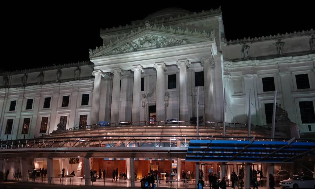 O Brooklyn Museum é o terceiro maior de Nova York em espaço físico Foto: Wikipédia