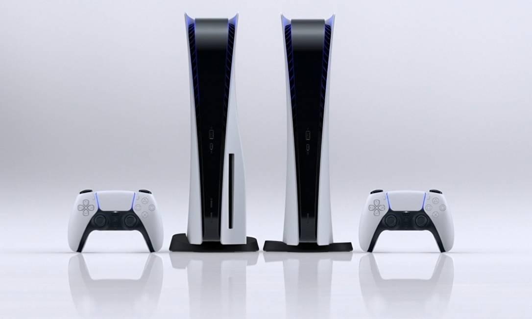 PS5 chegará uma semana antes, no dia 12 de novembro, em países como Estados Unidos, Japão, Canadá, México, Austrália, Nova Zelândia e Coreia do Sul Foto: Divulgação
