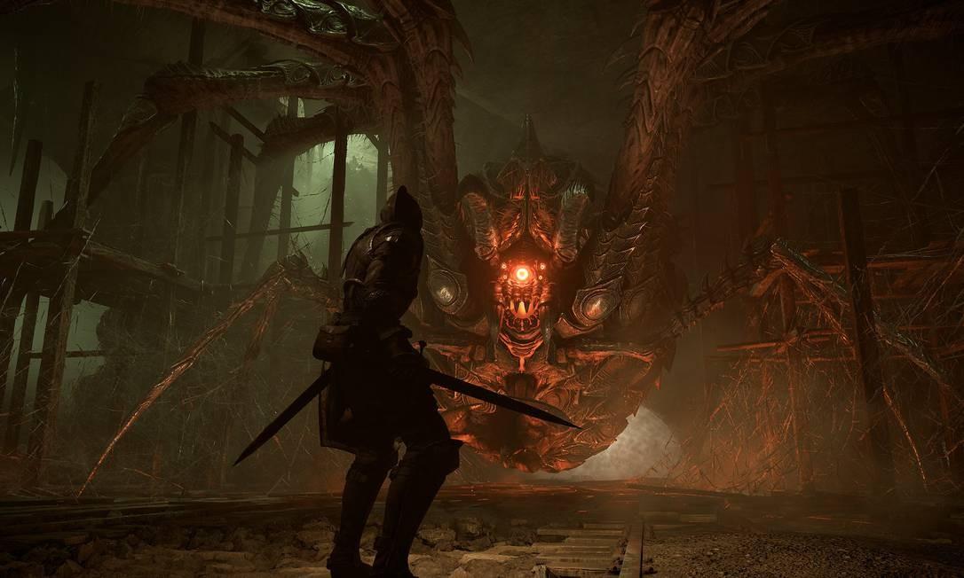 Demon's Souls. Jogo Foto:  / Divulgação