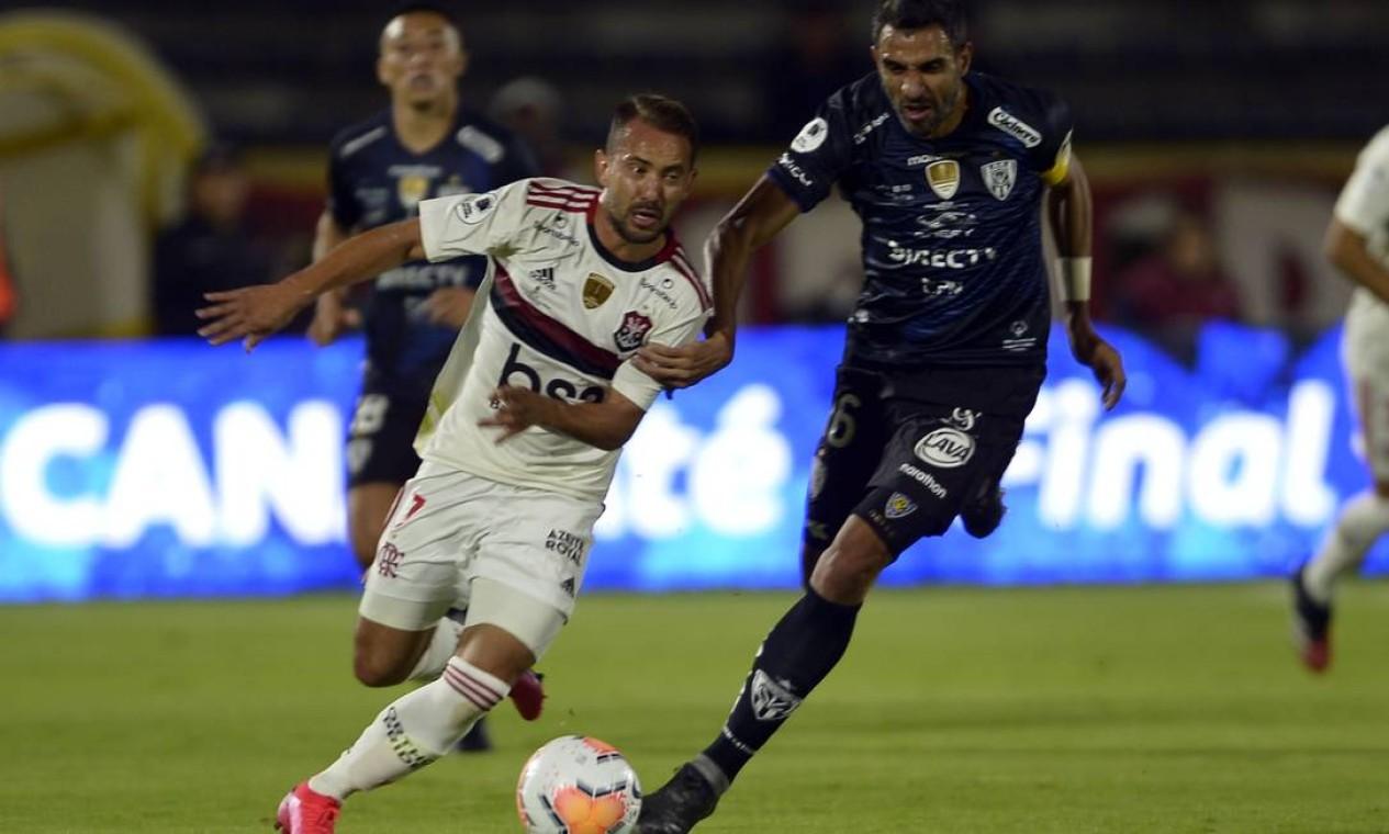 Everton Ribeiro, meia Foto: CRISTINA VEGA RHOR / AFP