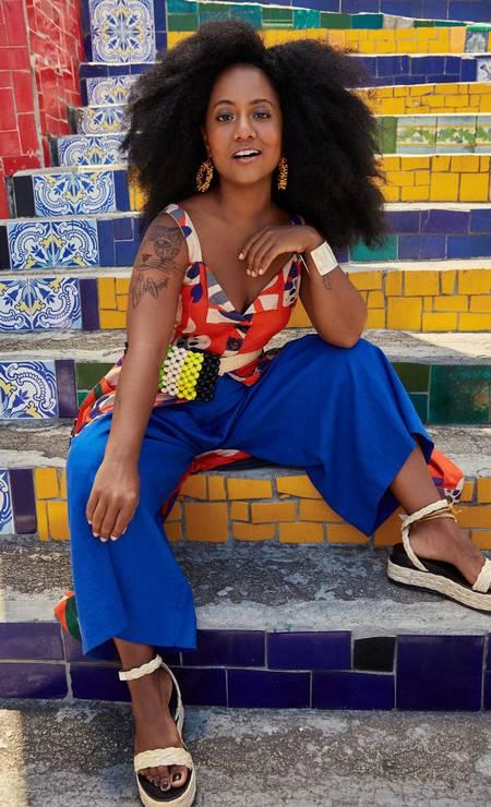 Luiza Brasil Foto: Leandro Tumenas