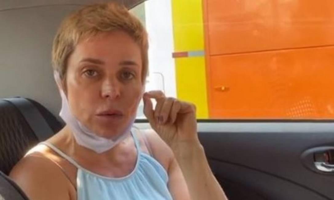 Cristiane Brasil se apresentou à polícia no dia 11 de setembro, após ter a prisão preventiva decretada Foto: Divulgação