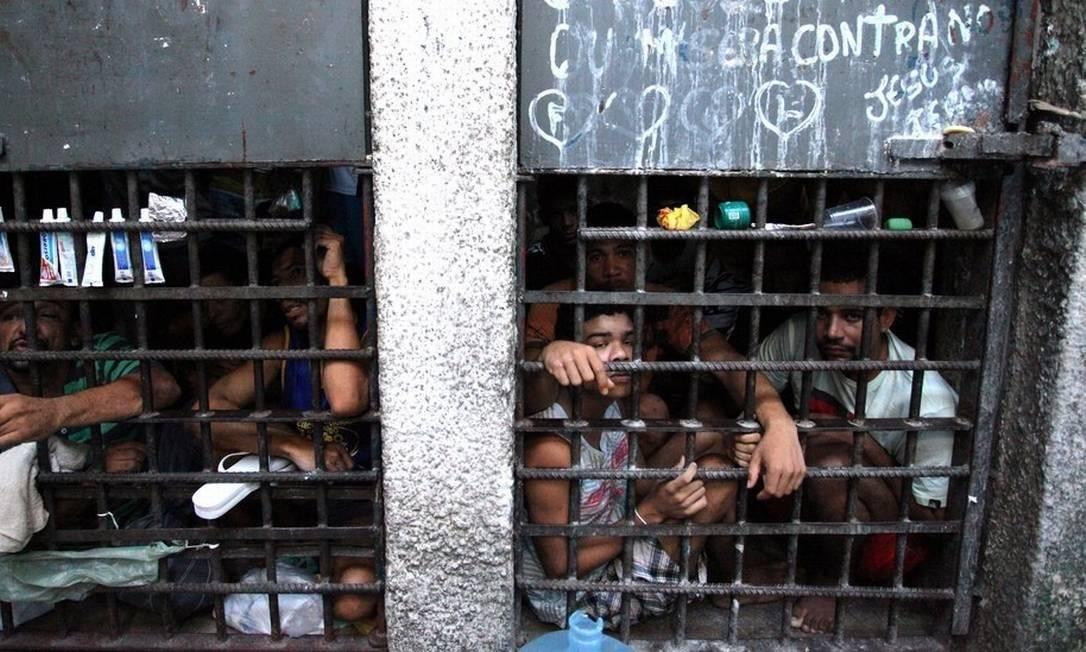 Número de presos no Brasil cresceu também na pandemia Foto: Foto: Luiz Silveira/Agência O Globo