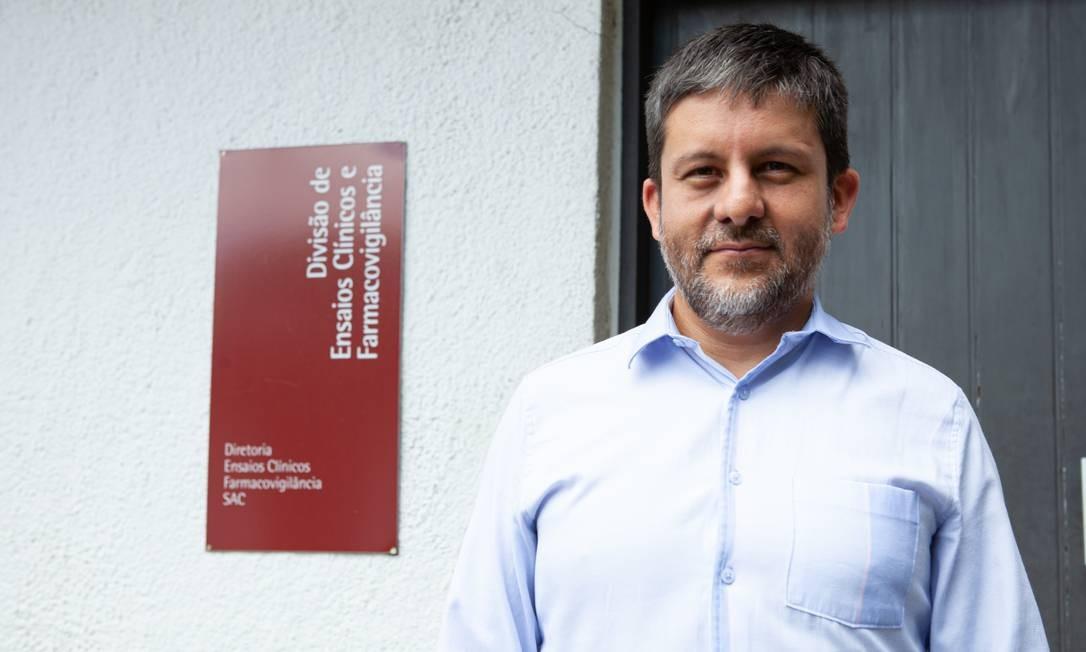 O infectologista colombiano Ricardo Palacios Foto: Divulgação
