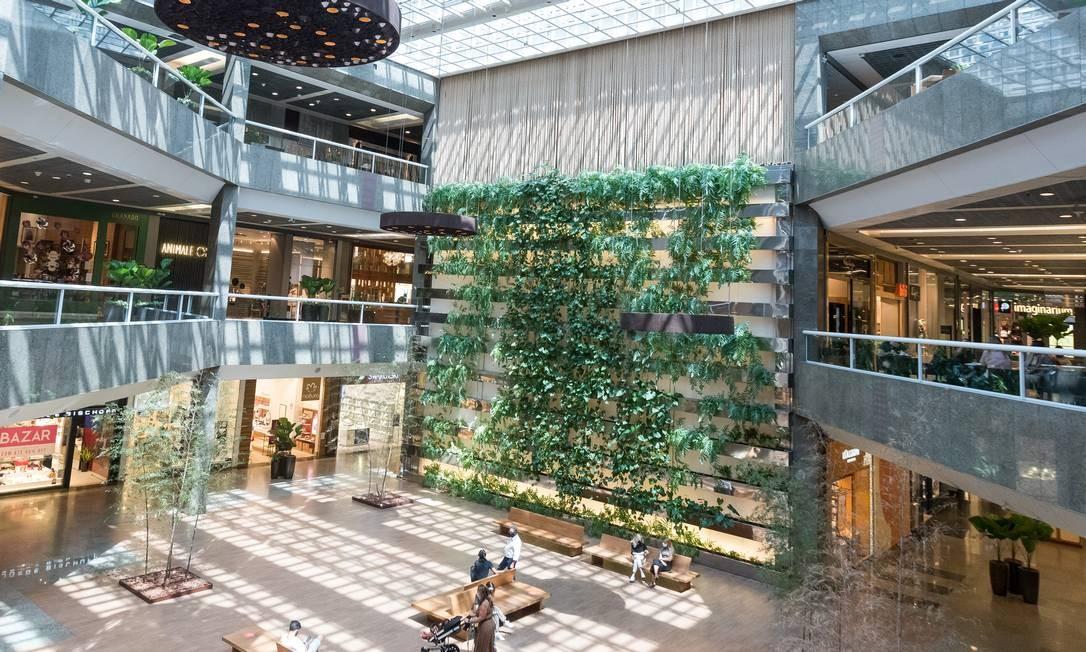 Shopping Rio Design Barra celebrará data com novas lojas e festival gastronômico Foto: Divulgação/Renato Wrobel / Divulgação/Renato Wrobel