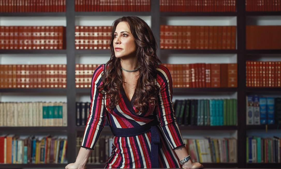 A promotora de Justiça Gabriela Manssur, idealizadora do projeto 'Justiceiras' Foto: Divulgação