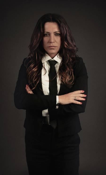 A promotora de Justiça Gabriela Manssur ajuda mulheres vítimas de violência doméstica Foto: Divulgação