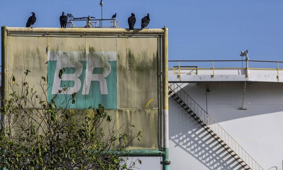 Com incertezas provocadas pela pandemia, Petrobras realiza cortes profundos nos investimentos Foto: Bloomberg / Bloomberg via Getty Images