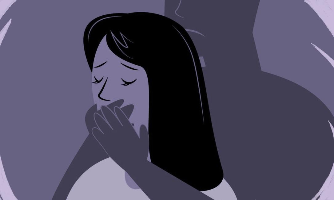 Em 76% dos casos de estupro, as vítimas possuem algum tipo vínculo com seus agressores Foto: Freepik.com