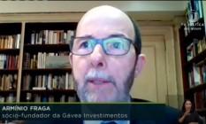 Armínio Fraga, ex-presidente do Banco Central Foto: Reprodução / TV Justiça