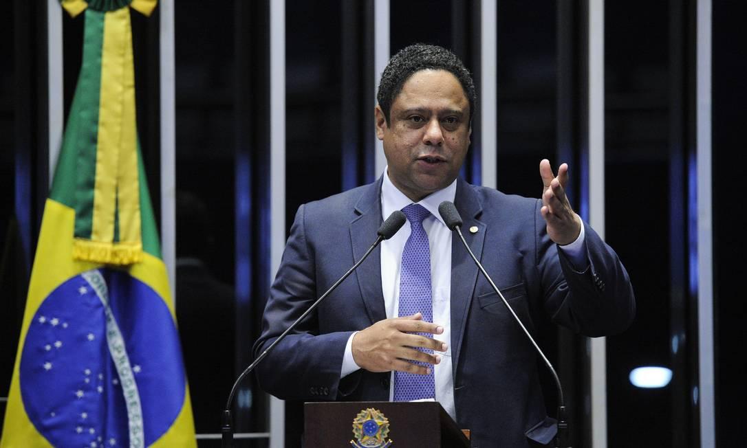 Deputado Orlando Silva (PCdoB-SP) Foto: Edilson Rodrigues / Agência Senado