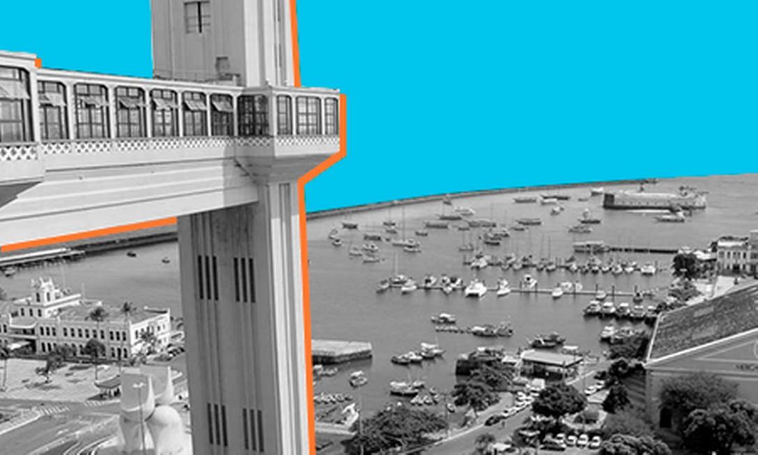 Eleições 2020 em Salvador Foto: Arte/O GLOBO