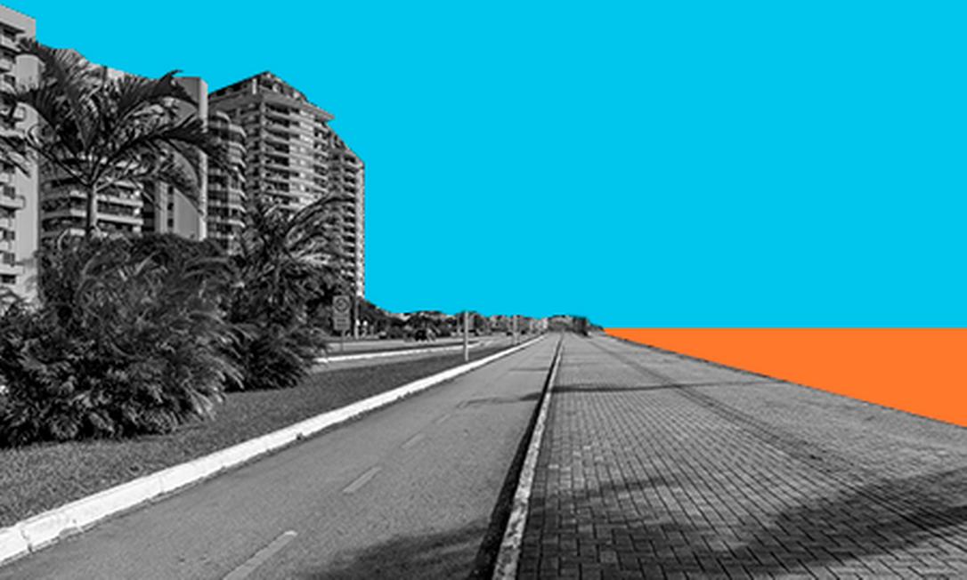 Eleições 2020 em Florianópolis Foto: Arte/O GLOBO
