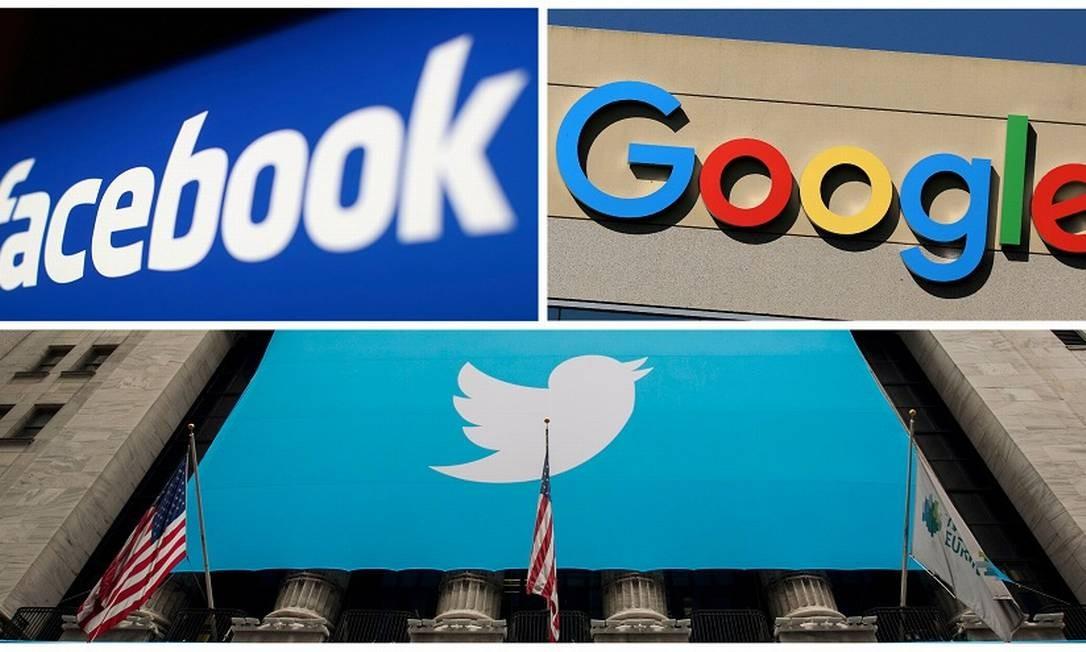 Gigantes tech podem perder proteção legal em lei americana Foto: Reuters
