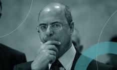 Witzel desistiu de apresentar, em plenário, sua defesa durante a votação do processo de impeachment Foto: Pablo Jacob/Arte