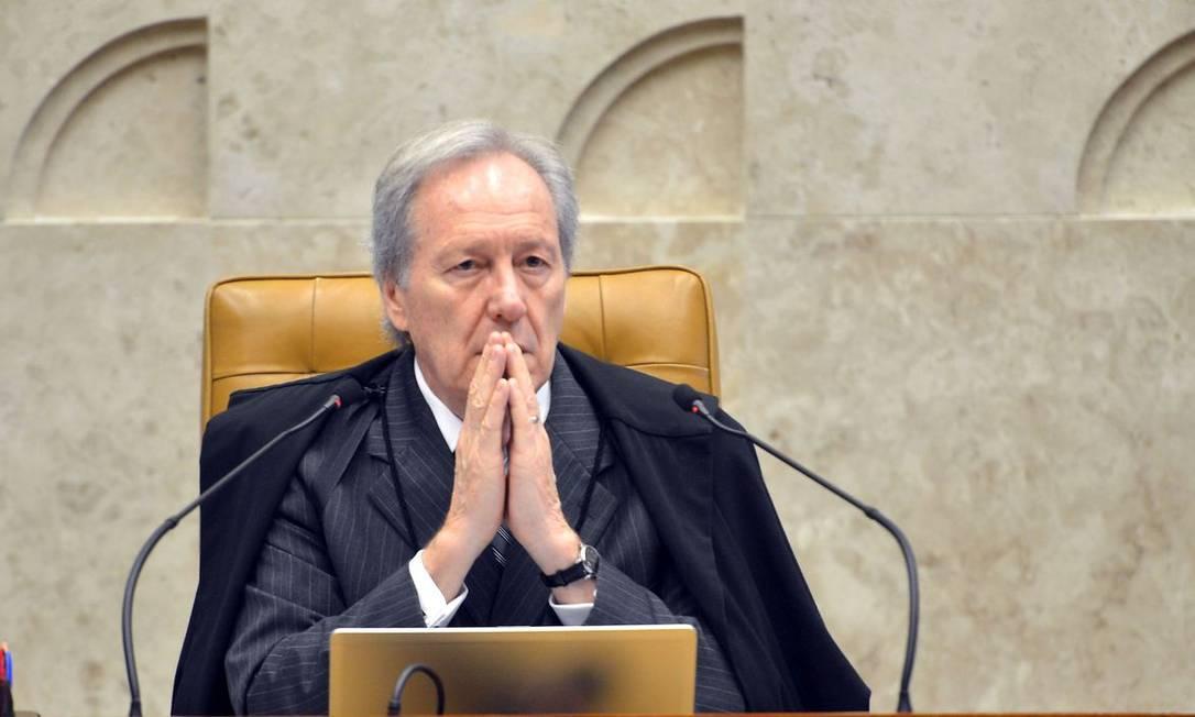 Ministro do STF, Ricardo Lewandowski Foto: Antônio Cruz / Agência Brasil