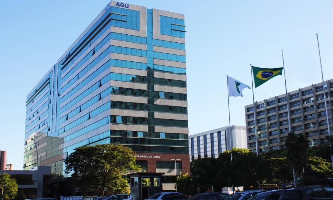 Advocacia-Geral da União Foto: Divulgação / AGU