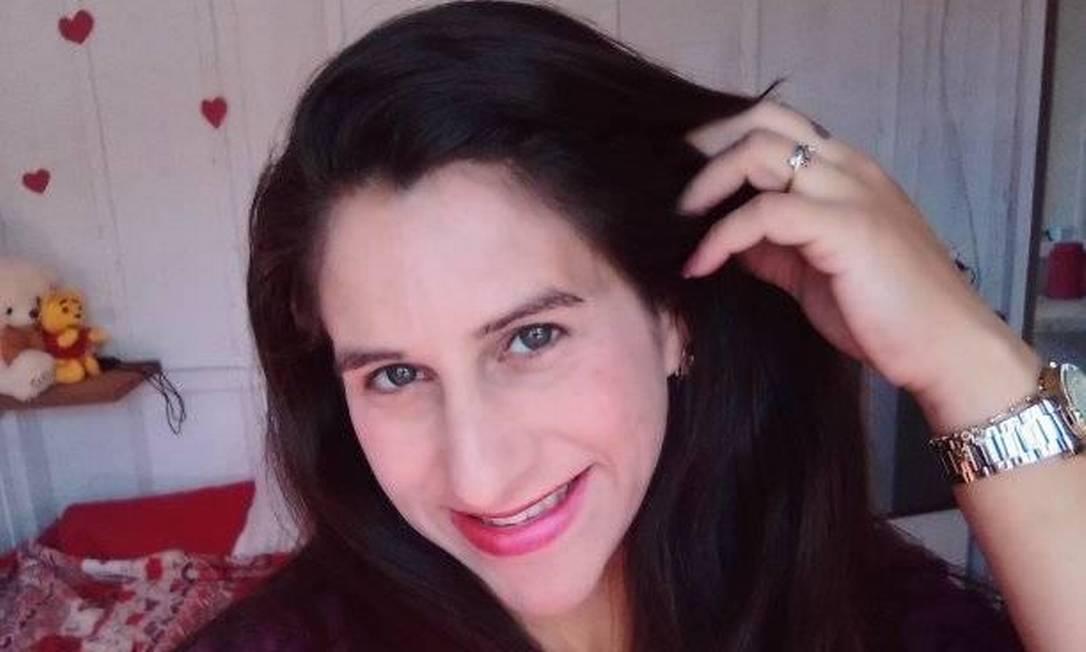 Josieli Lopes, de 36 anos, foi envenenada pelo marido Foto: Reprodução