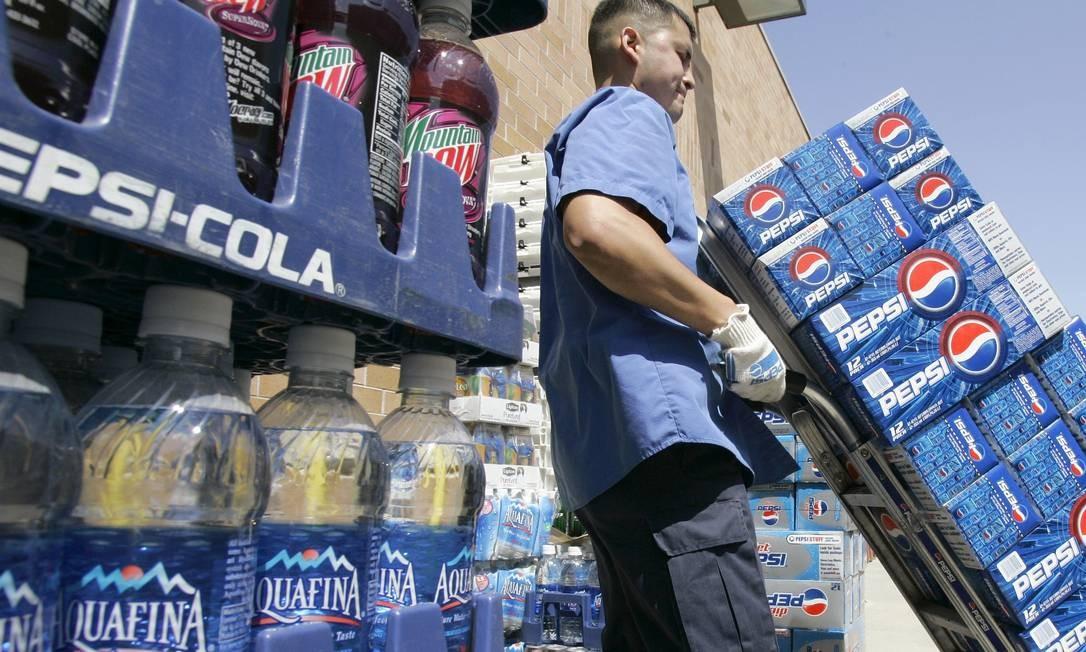 Pepsi aderiu a iniciativa de grandes empresas globais comprometidas com economia de baixo carbono Foto: Nati Harnik / 20-5-2008