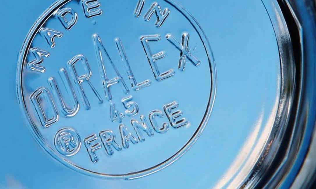 """A Duralex é conhecida por seus pratos """"inquebráveis"""", produzidos com vidro temperado Foto: Divulgação"""