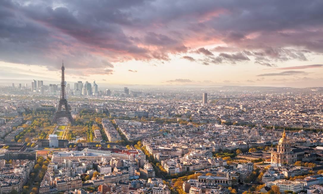 Falta de moradia: Paris e mais 21 cidades pediram à Comissão Europeia que regulasse locações de temporada Foto: extravagantni / Agência O Globo