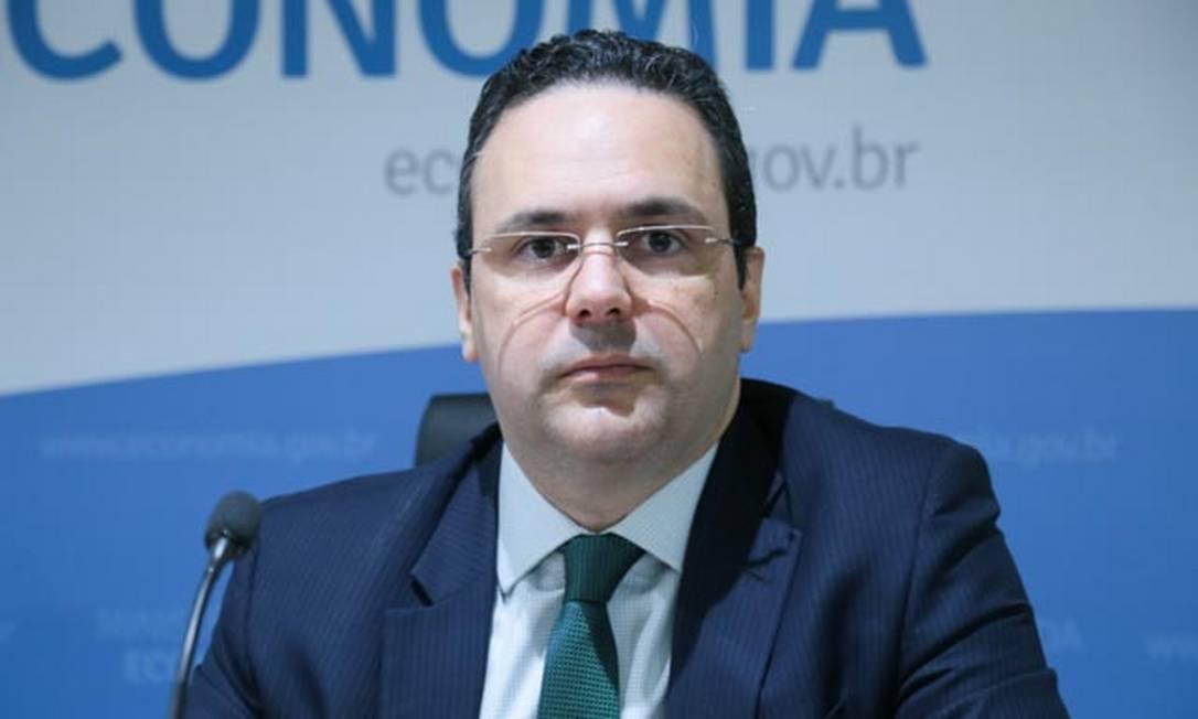Para André Santa Cruz, diretor do Departamento Nacional de Registro Empresarial e Integração, novas regras para abertura de filiais foi 'divisor de águas' Foto: Ministério da Economia