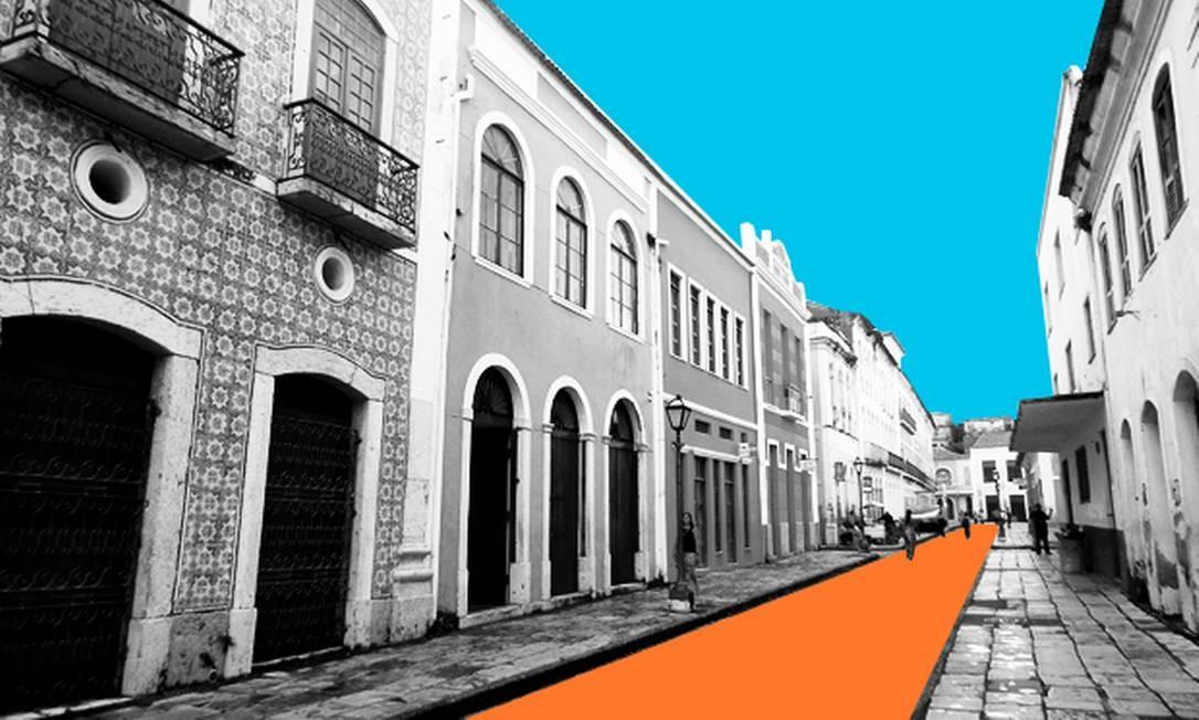São Luis no Maranhão Foto: Editoria de Arte